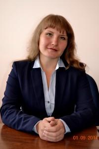 Астахова Татьяна Николаевна, и. о. заведующей кафедрой, к. ф.-м. н., доцент