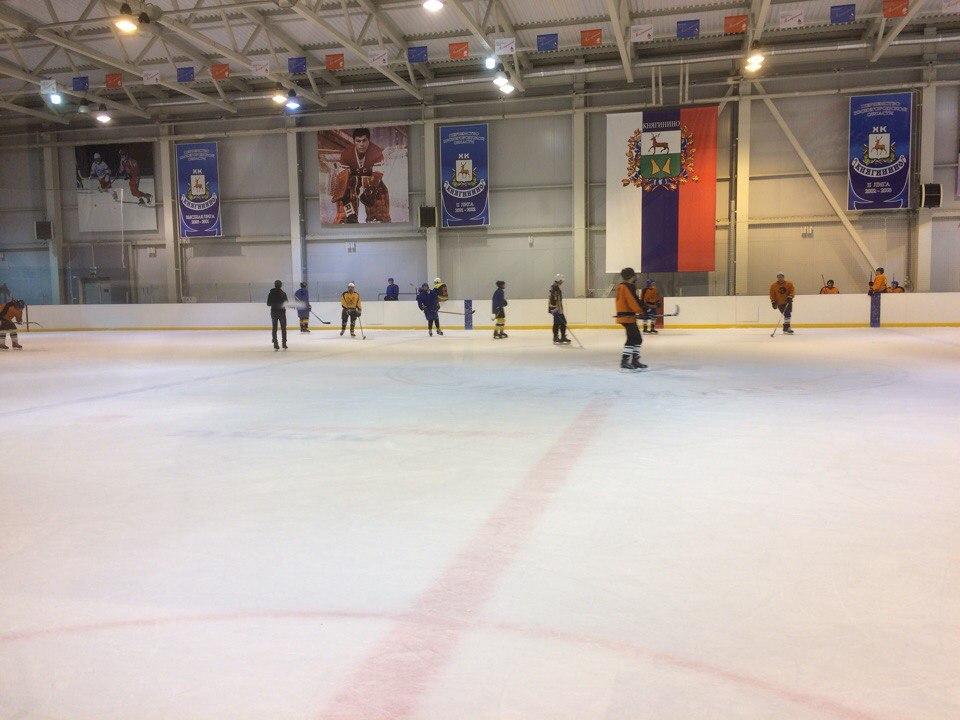 Открытое первенство НГИЭУ по хоккею с шайбой