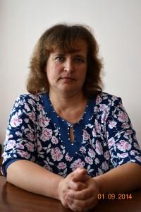 Таланова Марина Борисовна, преподаватель