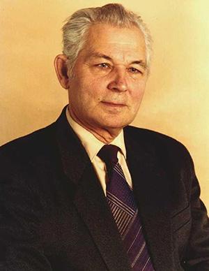 Серебряков Александр Сергеевич – доктор технический наук, профессор