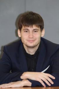 Маслов Никита Сергеевич, преподаватель
