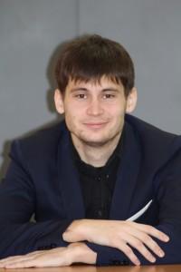 Маслов Никита Сергеевич, ассистент преподавателя