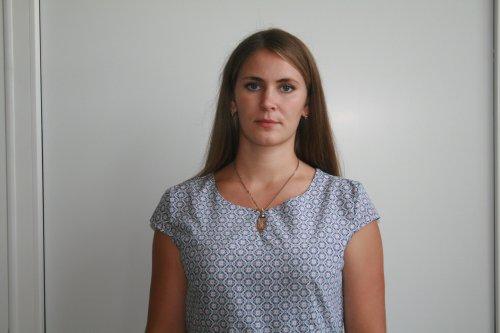 Шибаева Мария Юрьевна,  старший лаборант кафедры