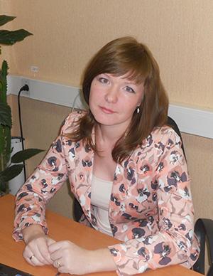 Сутягина Ольга Владимировна – преподаватель кафедры