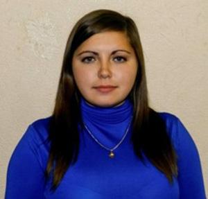 Александрова Алина Алексеевна – преподаватель кафедры