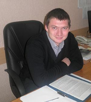 Жужин Максим Сергеевич – преподаватель кафедры