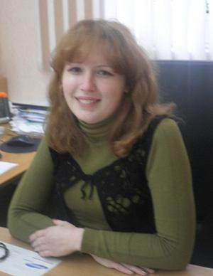 Макарова Юлия Михайловна – преподаватель кафедры