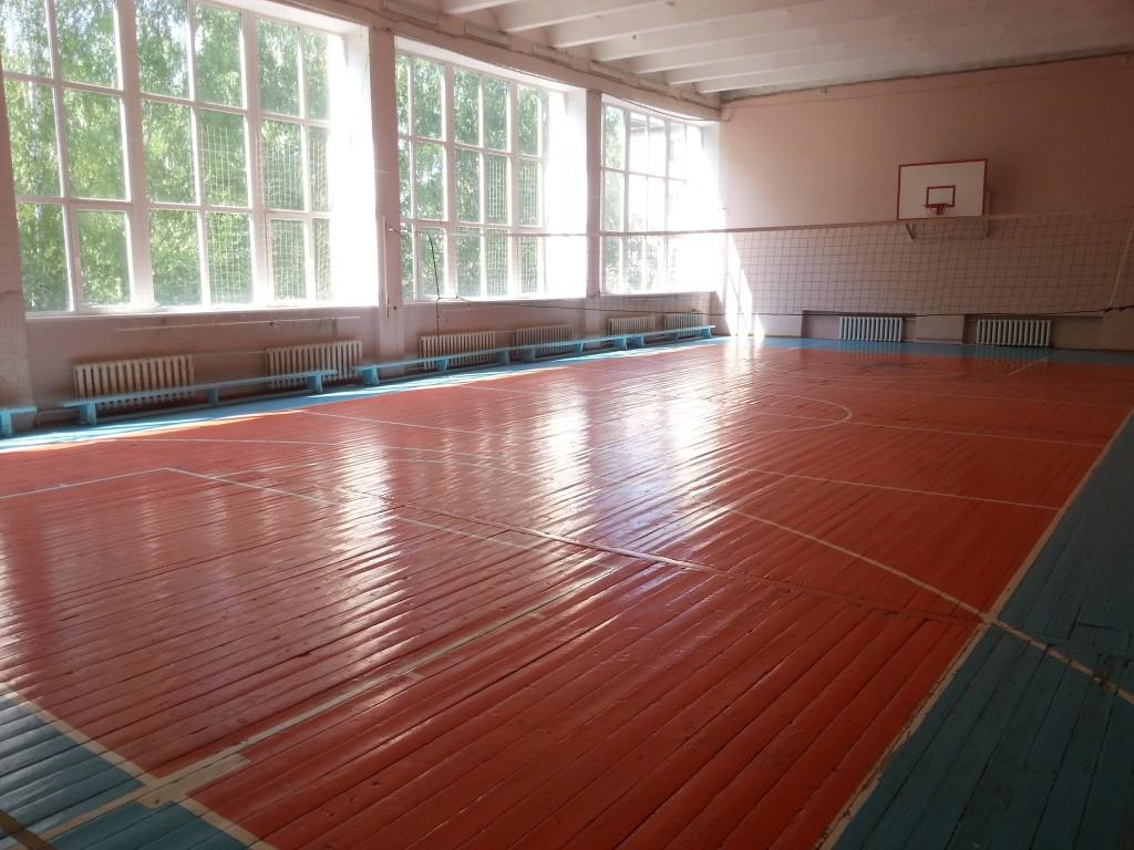 спортивный зал №1 главный корпус, также имеется два аналогичных спортивных зала в 6 корпусе и на базе инженерного факультета один спортивный зал в Б.Мурашкино
